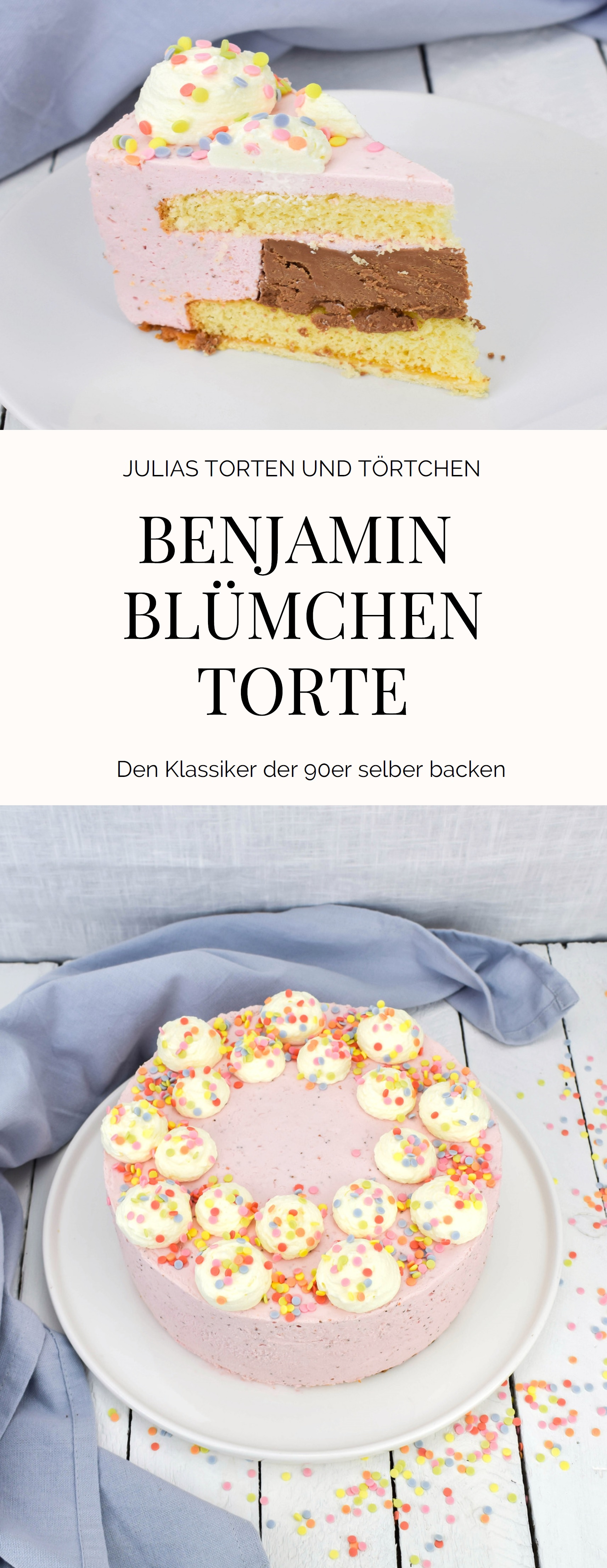 Benjamin Blumchen Torte Julias Torten Und Tortchen